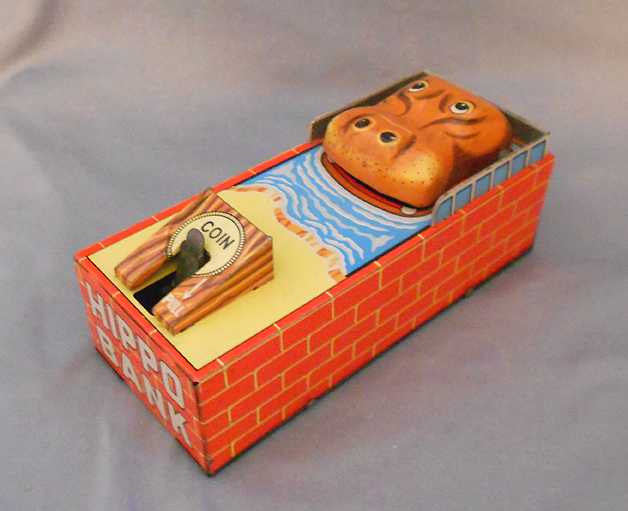 Vintage yone japan toy bank