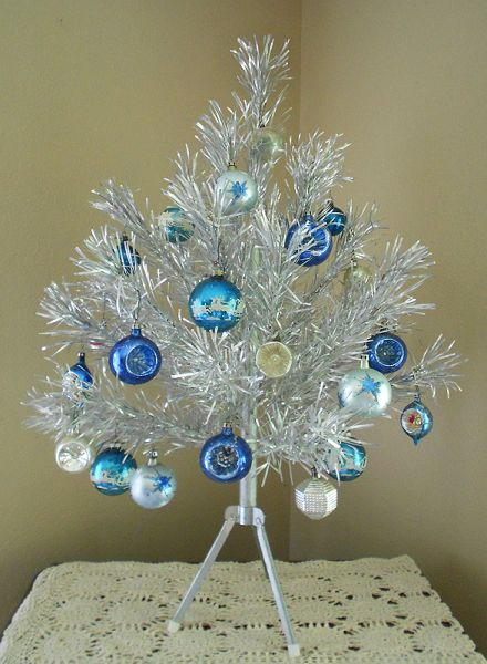 1960 Aluminum Christmas Tree