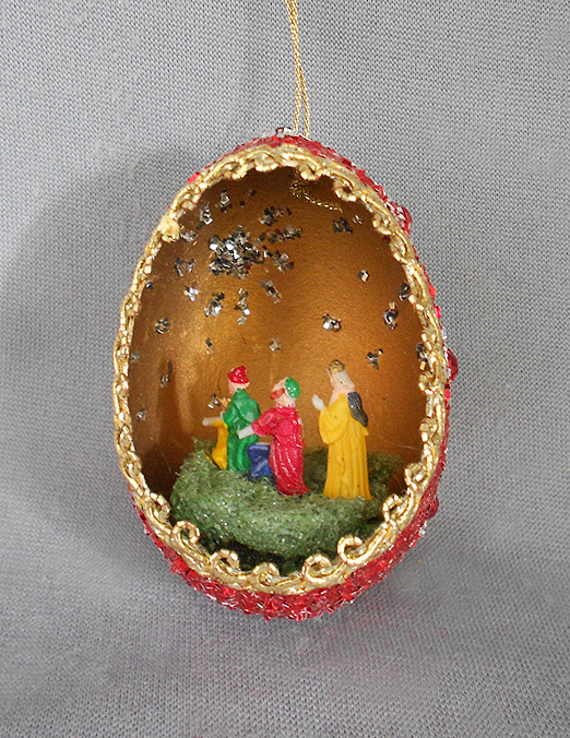 Ornaments Dioramas At Cool Old Stuff For Sale Vintage