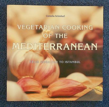 1997 'Vegetarian Cooking of the Mediterranean from Gibralter to Istanbul' in cookbooks